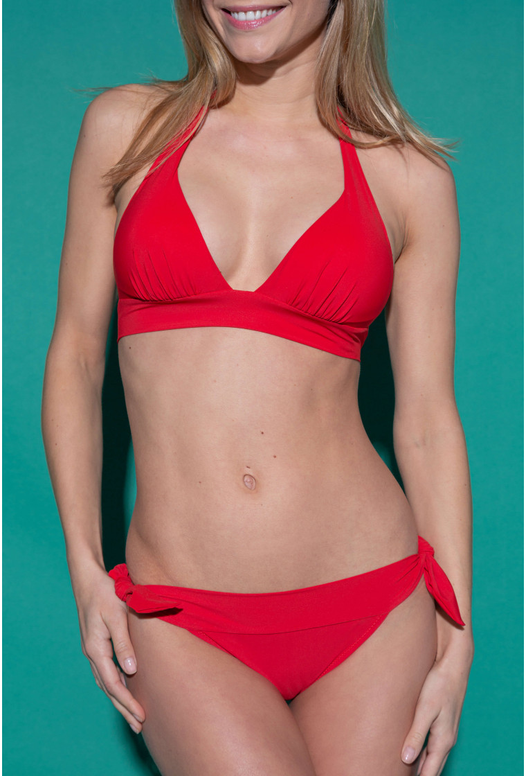 Bikini Bottom Diva PAIN DE SUCRE Red